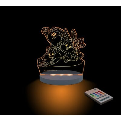Warner Bros. Looney Tunes, Baby Group Night Light