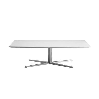 Chase Coffee Table Finish: White
