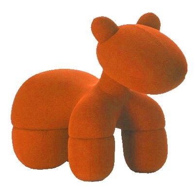 Hartness Spot Chair Upholstery: Orange