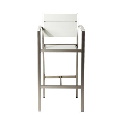 Jelinek 30 Bar Stool Color: White