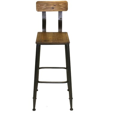 Aaron 28 Bar Stool