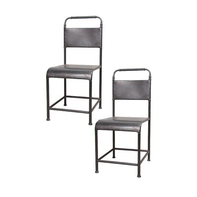 Pangea Home Samson Side Chair