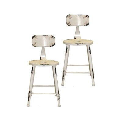 David Side Chair Finish: White