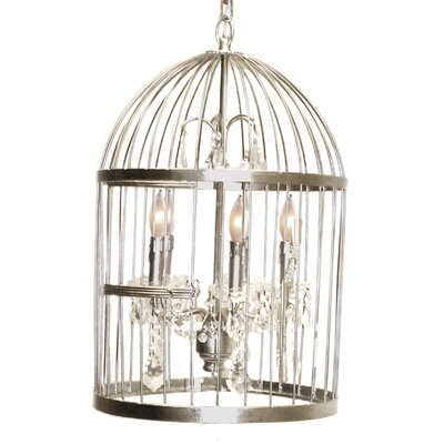 Louise 8-Light Foyer Pendant