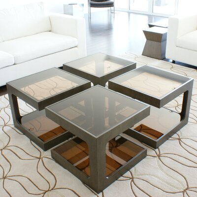 Miley End Table Finish: Espresso