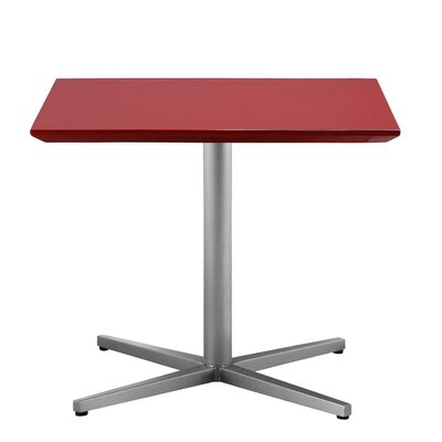 Chase End Table Finish: Red