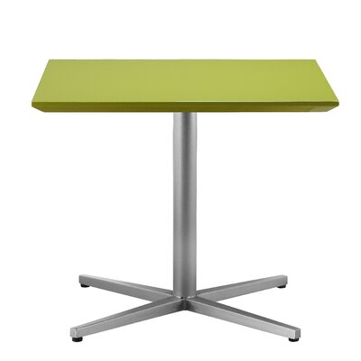 Chase End Table Color: Green