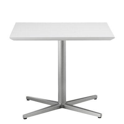 Chase End Table Finish: White