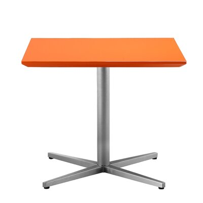 Chase End Table Finish: Orange