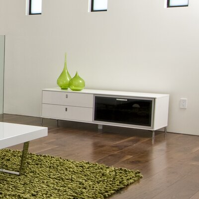 Asal 60 TV Stand Color: White
