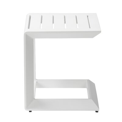 Charters Towers Side Table Color: White
