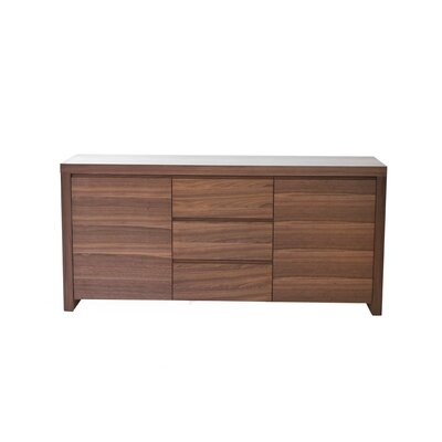 Barry Sideboard Finish: Walnut