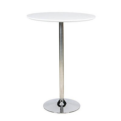 Jax Pub Table Finish: White