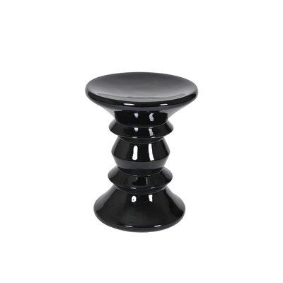 Lurline End Table Color: Black