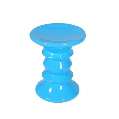 Lurline End Table Finish: Blue