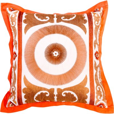 All Suzani Linen Pillow Cover