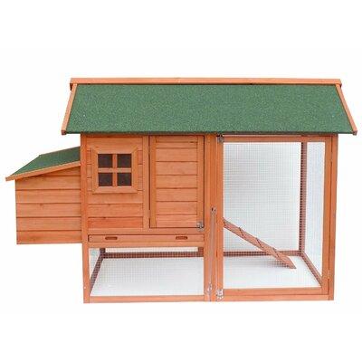 Wooden Chicken Coop