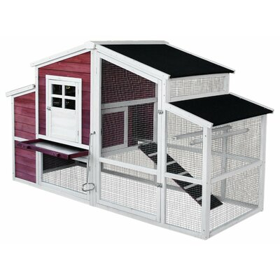 Asher Wooden Chicken Coop
