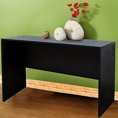 Entryway Console Table Color: Black