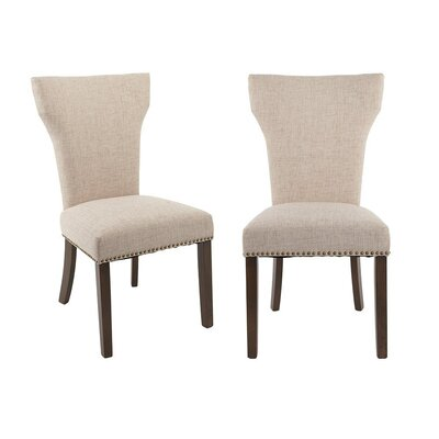 Luxurious Fabric Side Chair