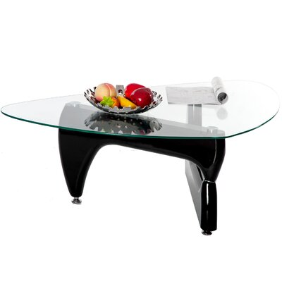 Contemporary Triangle Coffee Table