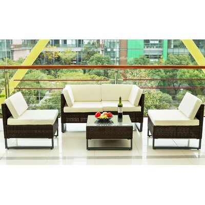 Purchase Liberty Street Wicker Deep Seating Group - Image - 981