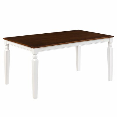 Tramel Solid Wood Dining Table