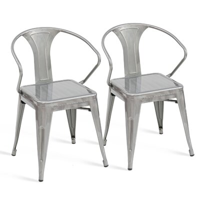 Karren Dining Chair Color: Gray