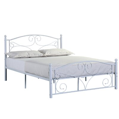 Thao Metal Platform Bed Size: Twin