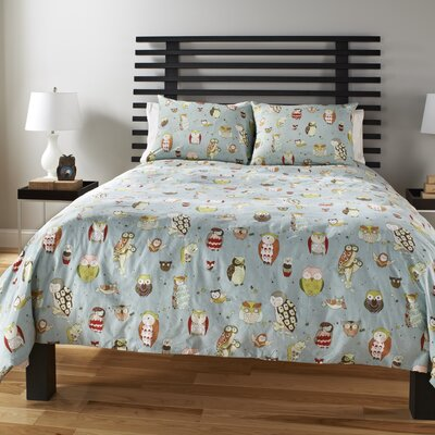 M.style Hoot Duvet Set - Size: Queen at Sears.com