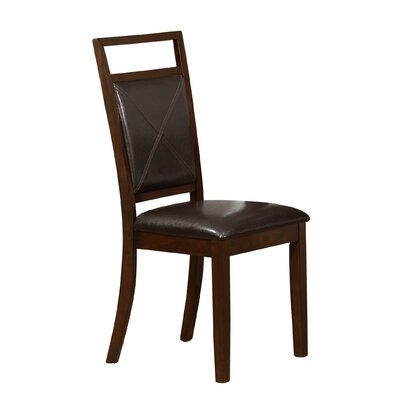 Side Chairs in Brown