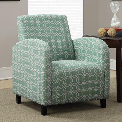 Angled Kaleidoscope Armchair