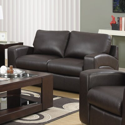 I 8502BR MNQ2465 Monarch Specialties Inc. Loveseat