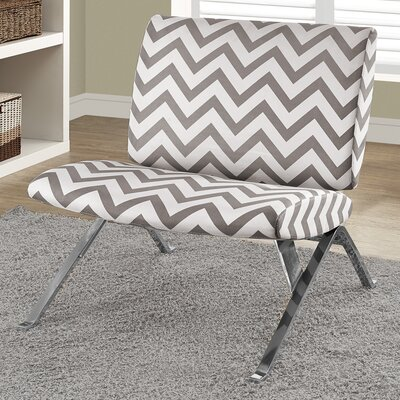 Slipper Chair Fabric: Dark Taupe
