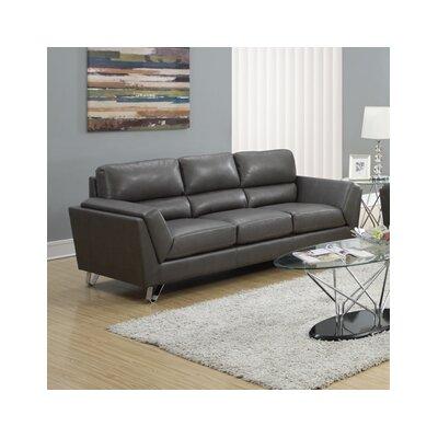 Sofa Frame Finish: Charcoal Grey