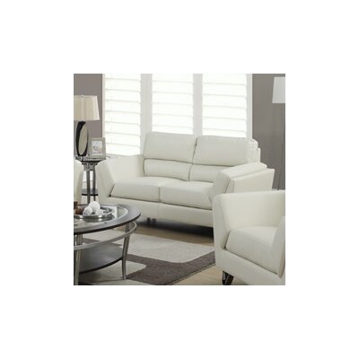 I 8202IV MNQ2617 Monarch Specialties Inc. Loveseat Finish