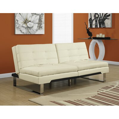 Convertible Sofa Upholstery: Ivory