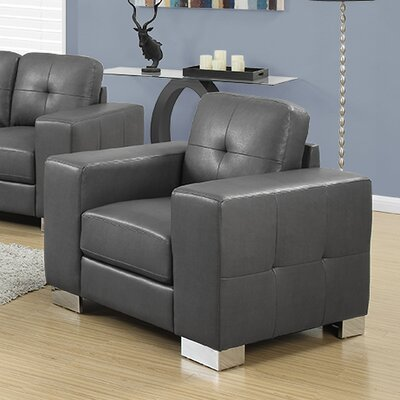 Arm Chair I 8221GY