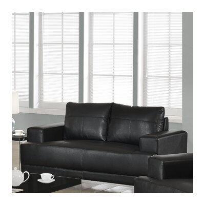 Monarch Specialties Inc. I 8602BR Loveseat