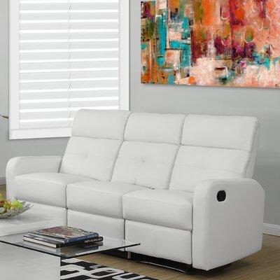 I 85WH-3 MNQ2674 Monarch Specialties Inc. Reclining Sofa