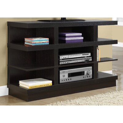 47 TV Stand Color: Cappuccino