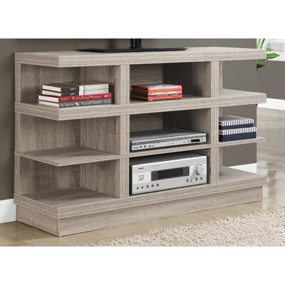 47 TV Stand Color: Dark Taupe