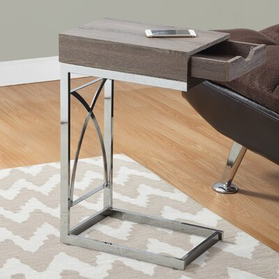 End Table Finish: Dark Taupe