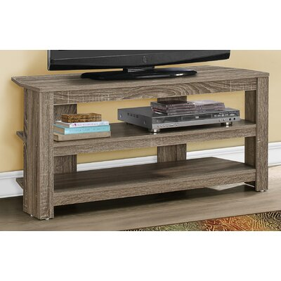42 TV Stand Color: Dark Taupe