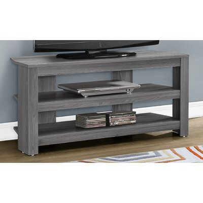 42 TV Stand Color: Grey
