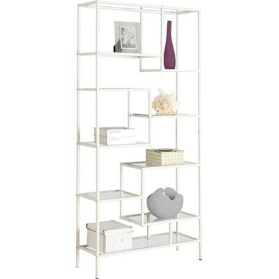 Hickory Etagere Bookcase