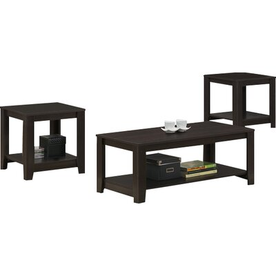 Cochrane 3 Piece Coffee Table Set
