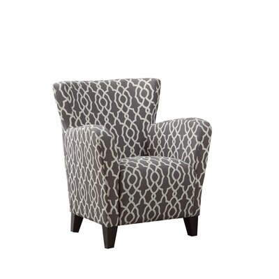 Wave Arm Chair I 8078