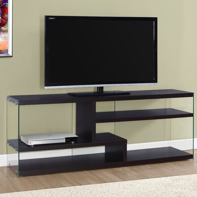 60 TV Stand Color: Cappuccino