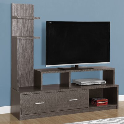 60 TV Stand Color: Grey
